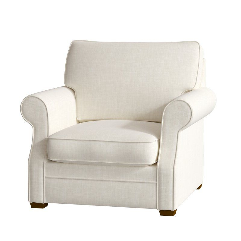 Mehdi Armchair Reviews   Birch Lane   Armchair, Solid Wood Pertaining To Young Armchairs By Birch Lane (View 2 of 20)