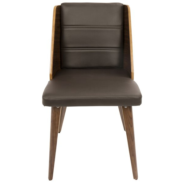 Melrose Upholstered Dining Chair Regarding Aime Upholstered Parsons Chairs In Beige (View 12 of 20)