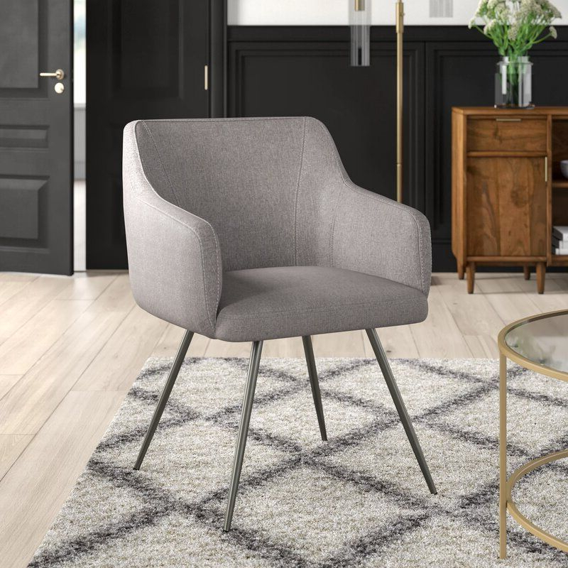 Mercury Row Hanner Armchair & Reviews | Wayfair | Furniture For Hanner Polyester Armchairs (View 4 of 20)