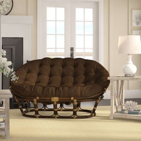 Mini Papasan Chair With Grinnell Silky Velvet Papasan Chairs (View 17 of 20)