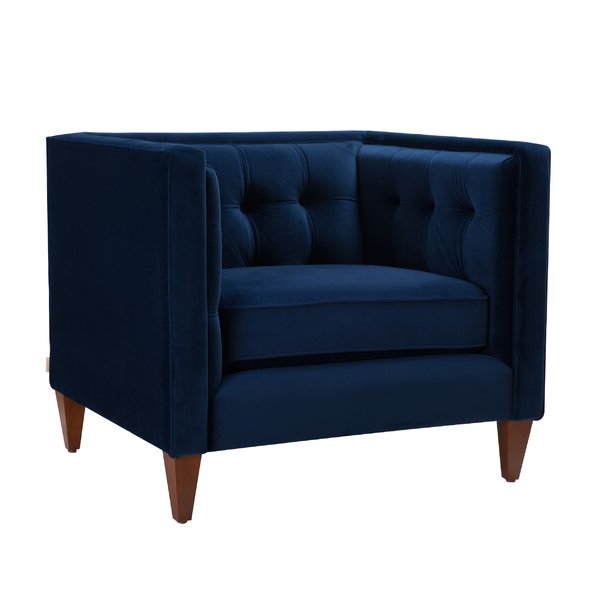 Modern & Contemporary Enzo Woven Arm Chair In Oglesby Armchairs (View 18 of 20)