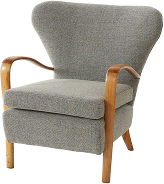 Modern Living Room Chairs – Shopstyle With Indianola Modern Barrel Chairs (View 15 of 20)