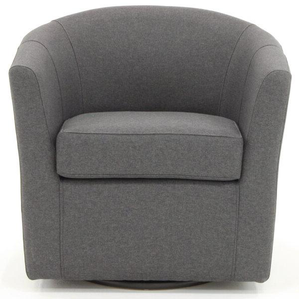 Featured Photo of Molinari Swivel Barrel Chairs