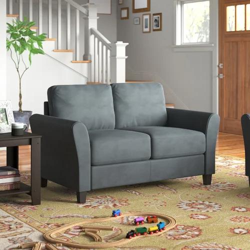 Molinari Swivel Barrel Chair   Love Seat, Living Room Intended For Molinari Swivel Barrel Chairs (View 14 of 20)