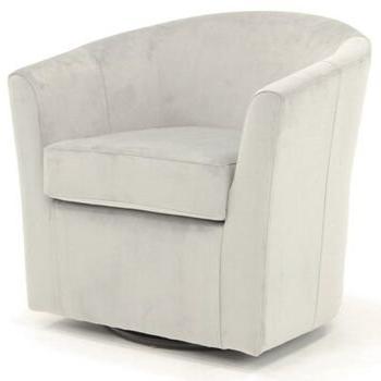 Molinari Swivel Barrel Chair – Wayfair In Molinari Swivel Barrel Chairs (View 11 of 20)