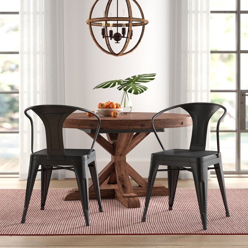 Montville Dining Chair With Regard To Aaliyah Parsons Chairs (View 9 of 20)
