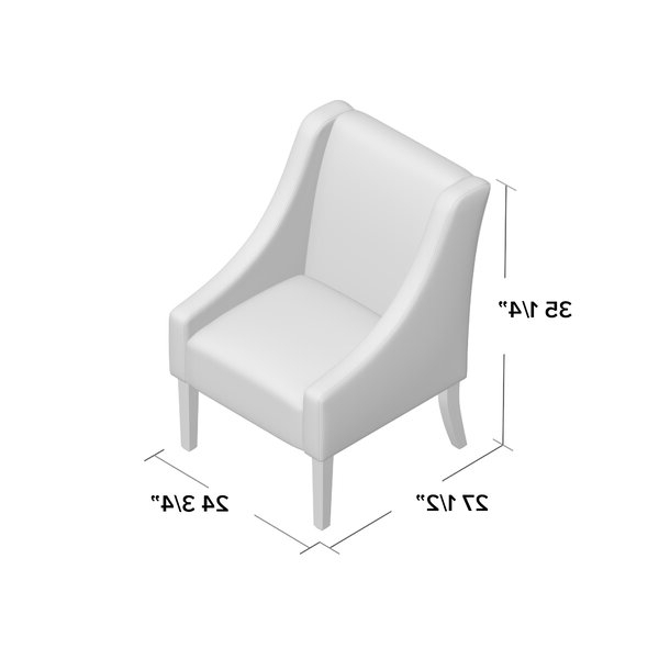 Myia Armchair For Myia Armchairs (View 10 of 20)