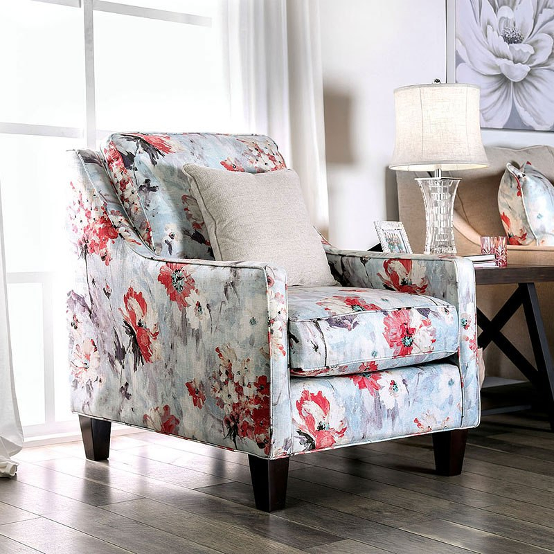 Nadene Chair With Regard To Nadene Armchairs (View 3 of 20)