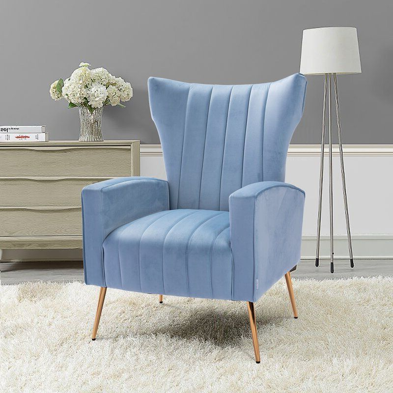 Nestor Wingback Chair In 2020 | Wingback Chair, Chair, Home In Nestor Wingback Chairs (View 5 of 20)