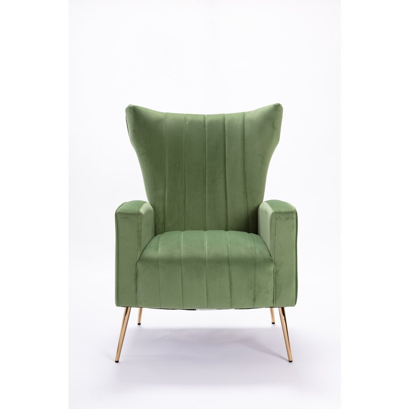 Nestor Wingback Chair Pertaining To Nestor Wingback Chairs (View 4 of 20)