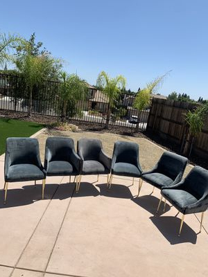New And Used Armchair For Sale In Woodland, Ca – Offerup Regarding Ronaldo Polyester Armchairs (View 20 of 20)