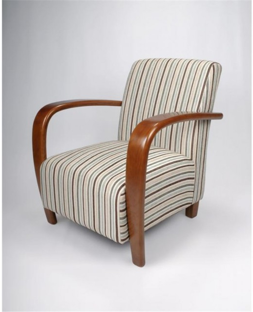 Occasional Chairs Restmore Stripe In Reynolds Armchairs (View 19 of 20)