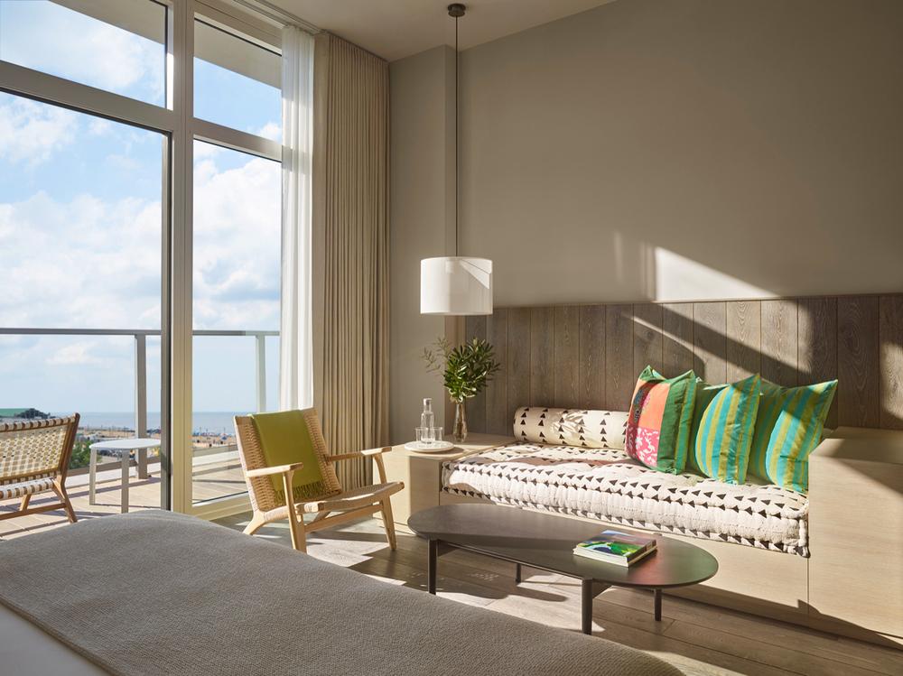 Oceanview Deluxe King — Asbury Ocean Club Hotel Regarding Asbury Club Chairs (View 13 of 20)