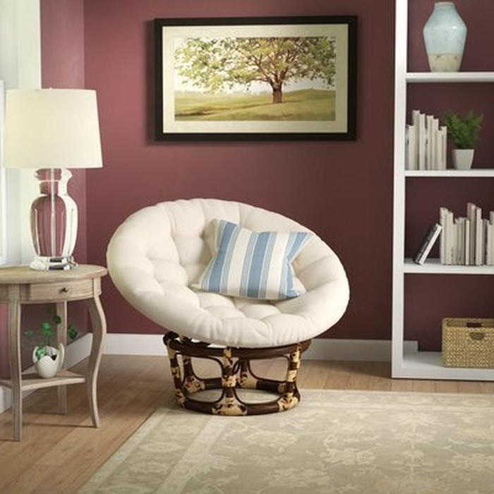 "Orndorff 42"" Papasan Chair – Wayfair In Orndorff Tufted Papasan Chairs (View 5 of 20)"