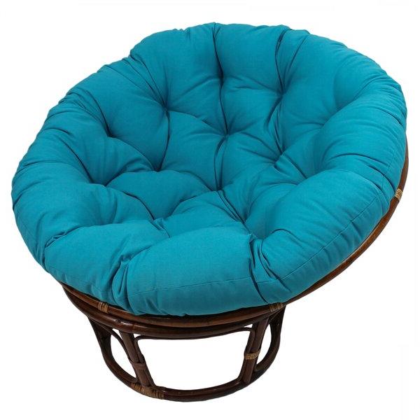 """Orndorff 44"""" Tufted Papasan Chair In Decker Papasan Chairs (View 9 of 20)"""
