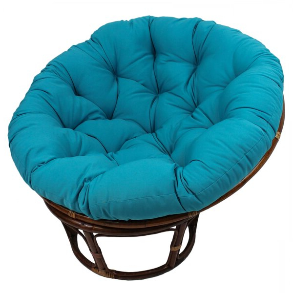 Featured Photo of Orndorff Tufted Papasan Chairs