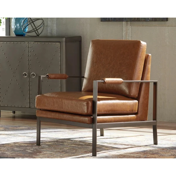 Overstock: Online Shopping – Bedding, Furniture In Jarin Faux Leather Armchairs (View 18 of 20)
