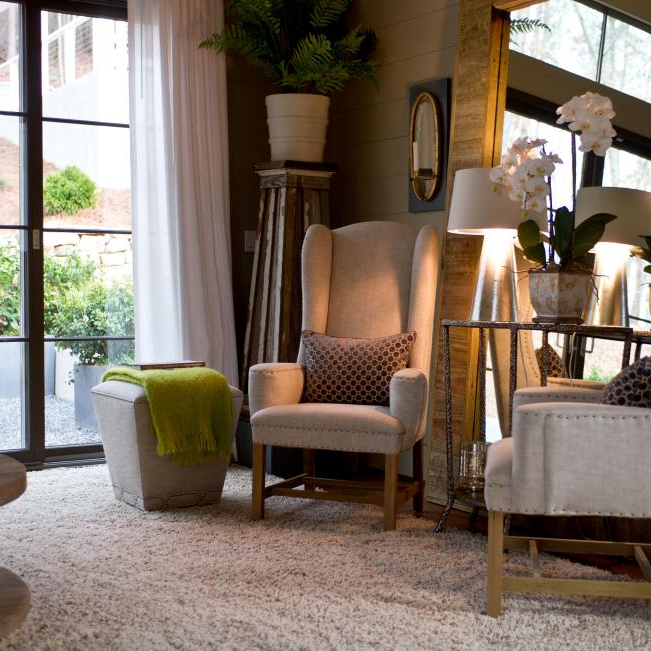 Photos | Hgtv In Sweetwater Wingback Chairs (View 10 of 20)