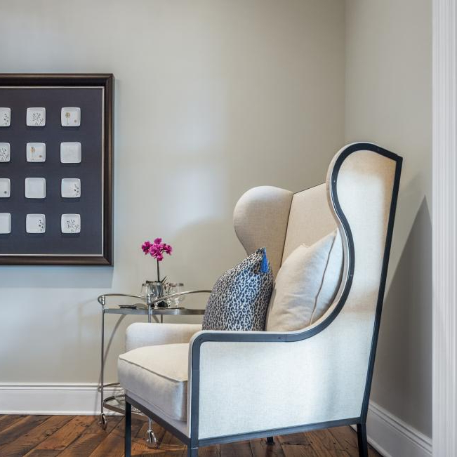 Photos | Hgtv With Regard To Sweetwater Wingback Chairs (View 19 of 20)