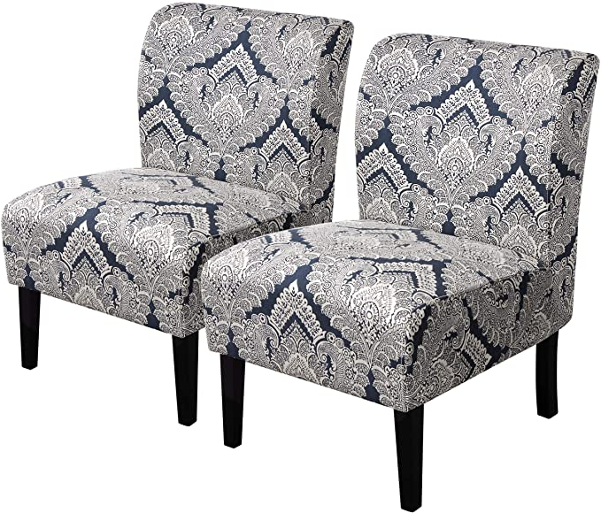 Pin On House Decor With Regard To Armless Upholstered Slipper Chairs (View 12 of 20)