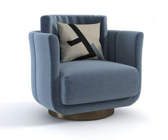 Pin婷 周 On 落地灯 In 2020 | Armchair Furniture, Italian Inside Hutchinsen Polyester Blend Armchairs (View 3 of 20)