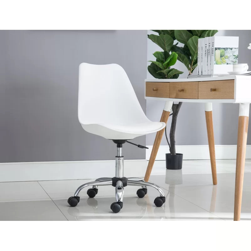 Pinkatherine Violette On Room Ideas In 2020   Adjustable Regarding Harland Modern Armless Slipper Chairs (View 16 of 20)