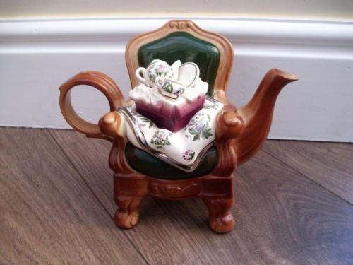Pinsandy Baker On Love My Botanic Gardens Teapots And Intended For Portmeirion Armchairs (View 7 of 20)
