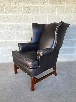 Post 1950 – Wing Back Chairs – Vatican With Regard To Busti Wingback Chairs (View 19 of 20)