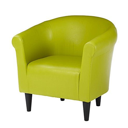 Price Tracking For: Zipcode Design Faux Leather Barrel Chair For Liam Faux Leather Barrel Chairs (View 8 of 20)