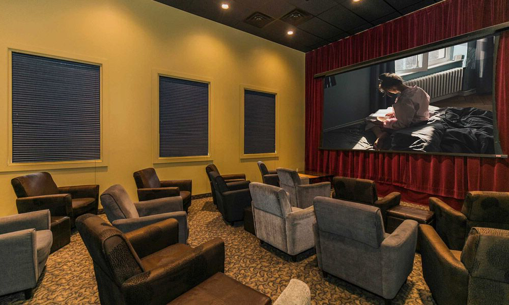 Private Events – The Showroom Cinema – Asbury Park Pertaining To Asbury Club Chairs (View 11 of 20)
