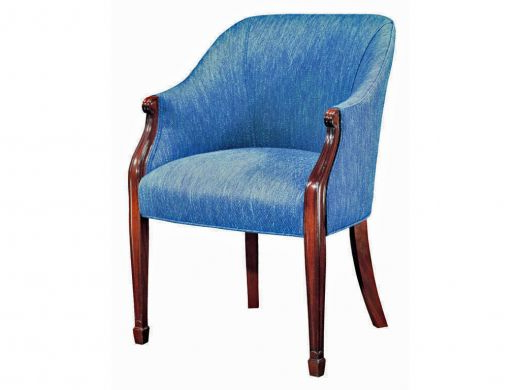 Reynolds Tub Chair Pertaining To Reynolds Armchairs (View 5 of 20)