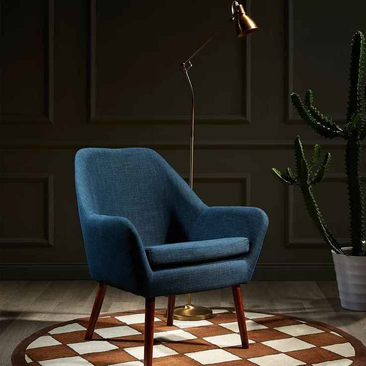 Ringwold Armchair In 2020 | Fabric Sofa, Accent Chairs Regarding Ringwold Armchairs (View 6 of 20)
