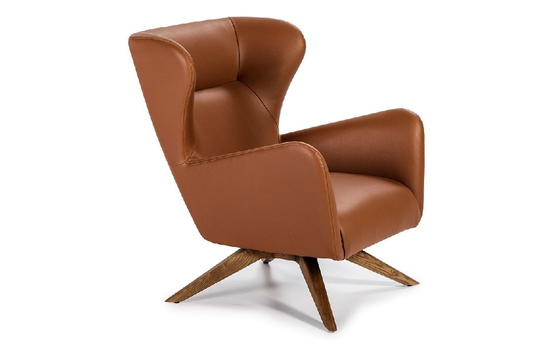 Rotating Armchair Olib With Regard To Draco Armchairs (View 20 of 20)