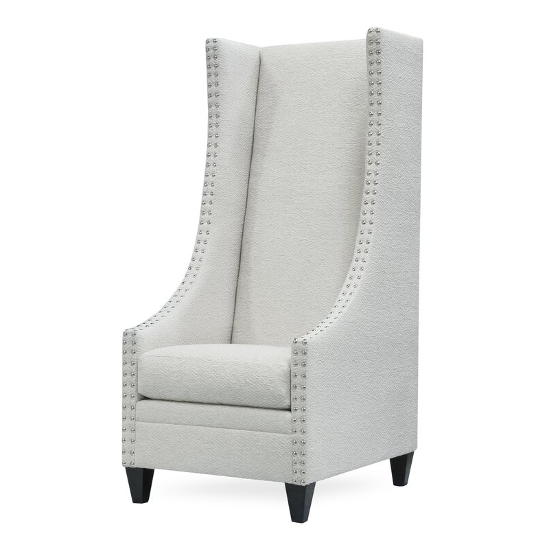 Saige Wingback Chair Inside Saige Wingback Chairs (View 2 of 20)
