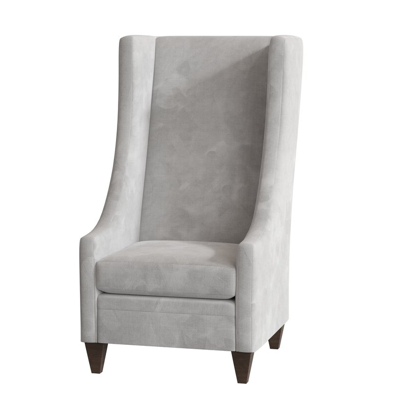 Saige Wingback Chair Within Saige Wingback Chairs (View 5 of 20)