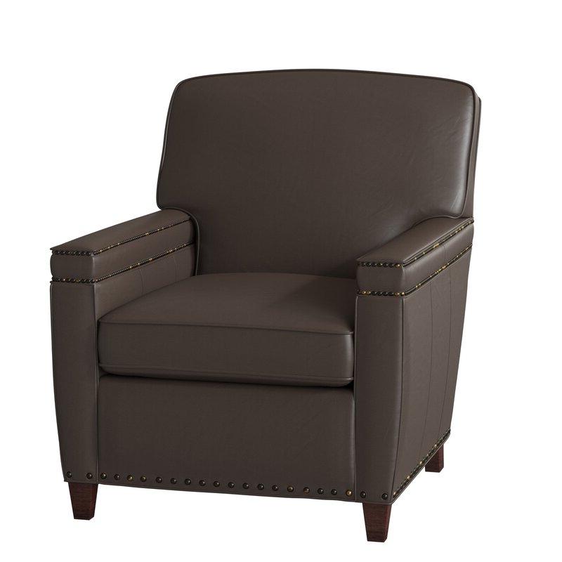 Saylor Armchair Regarding Gallin Wingback Chairs (View 3 of 20)