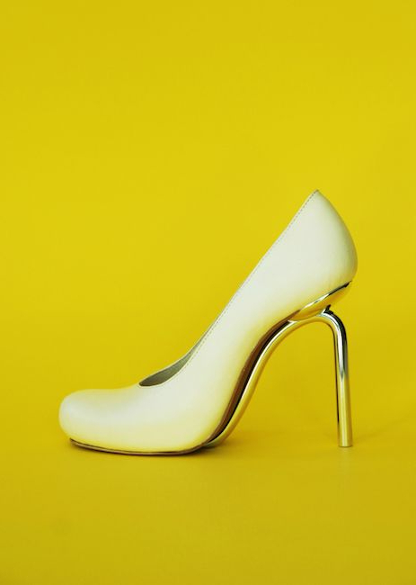 Shoe Inspiredludwig Mies Van Der Rohe´s Design Of Furniture Regarding Goodyear Slipper Chairs (View 18 of 20)