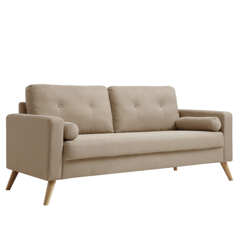 Sofas – Ac Pacific For Ronald Polyester Blend Armchairs (View 20 of 20)