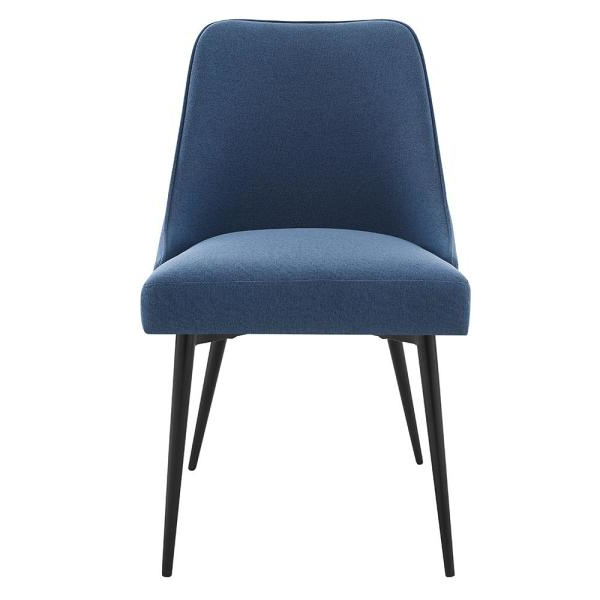 Steve Silver Colfax Blue Side Chair (set Of 2) Cf450sn – The In Esmund Side Chairs (set Of 2) (View 15 of 20)