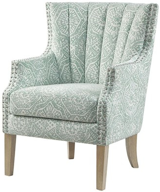 Studded Arm Chair | Shop The World's Largest Collection Of Pertaining To Bethine Polyester Armchairs (set Of 2) (View 15 of 20)