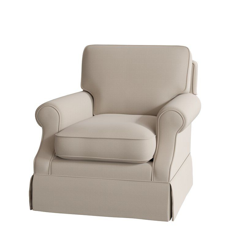 Swivel Armchair | Swivel Armchair, Armchair, Duralee Furniture With Alexander Cotton Blend Armchairs And Ottoman (View 11 of 20)