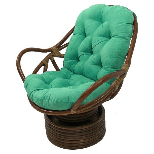 Swivel Papasan Chair Within Renay Papasan Chairs (View 18 of 20)