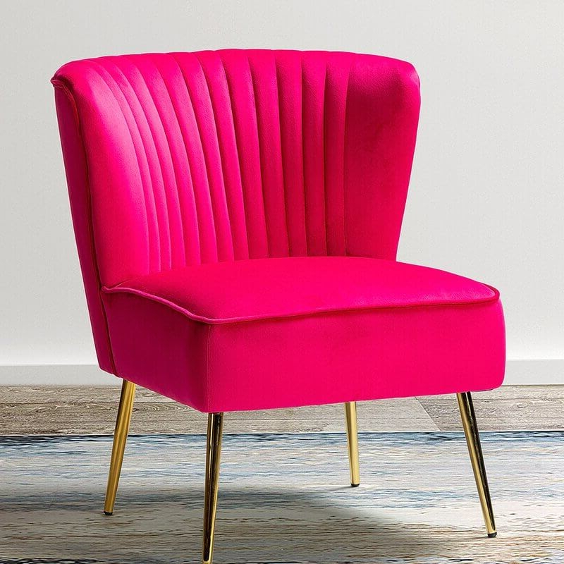 The 17 Best Accent Chairs To Spruce Up Any Room [home Guide] Regarding Daulton Velvet Side Chairs (View 13 of 20)