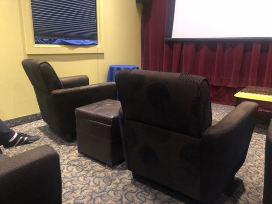 The Showroom – 24 Reviews – Cinema – 707 Cookman Ave, Asbury Regarding Asbury Club Chairs (View 20 of 20)