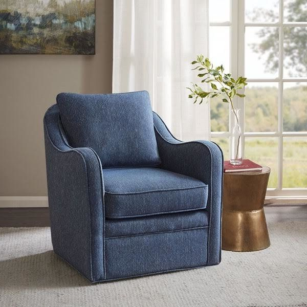 Three Posts Loftus Swivel Armchair & Reviews | Wayfair For Loftus Swivel Armchairs (View 4 of 20)