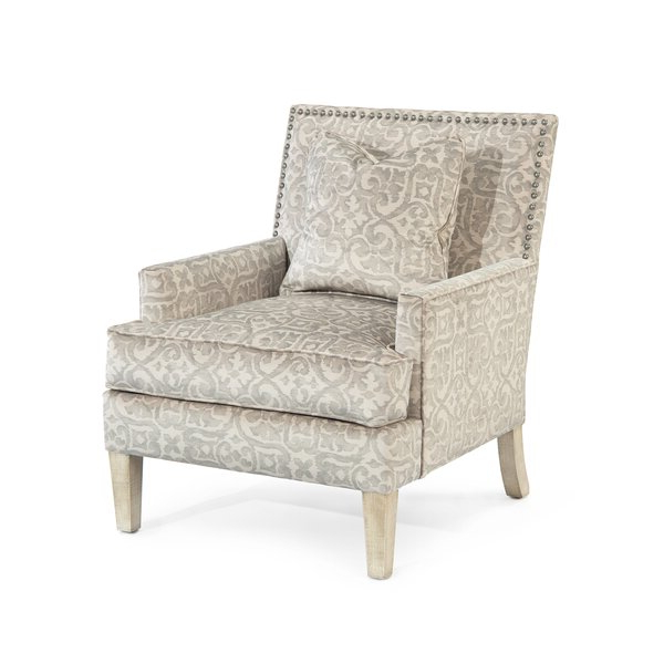 Track Arm Chair Pertaining To Bethine Polyester Armchairs (set Of 2) (View 19 of 20)