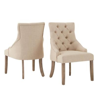 Tufted – Dining Chairs – Kitchen & Dining Room Furniture With Regard To Erasmus Velvet Side Chairs (set Of 2) (View 20 of 20)