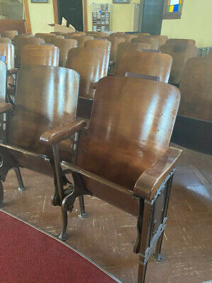 Unknown – Wood Folding Chairs – Vatican With Indianola Modern Barrel Chairs (View 11 of 20)
