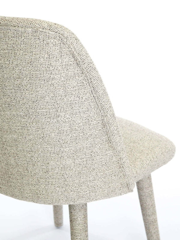 Victoria Chair – The Rug Collection Intended For Chiles Linen Side Chairs (View 5 of 20)