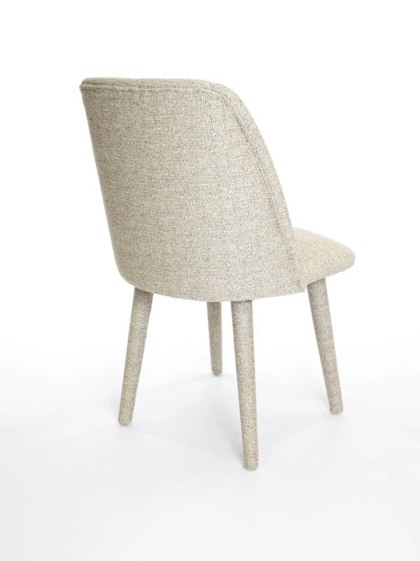 Victoria Chair – The Rug Collection Pertaining To Chiles Linen Side Chairs (View 11 of 20)